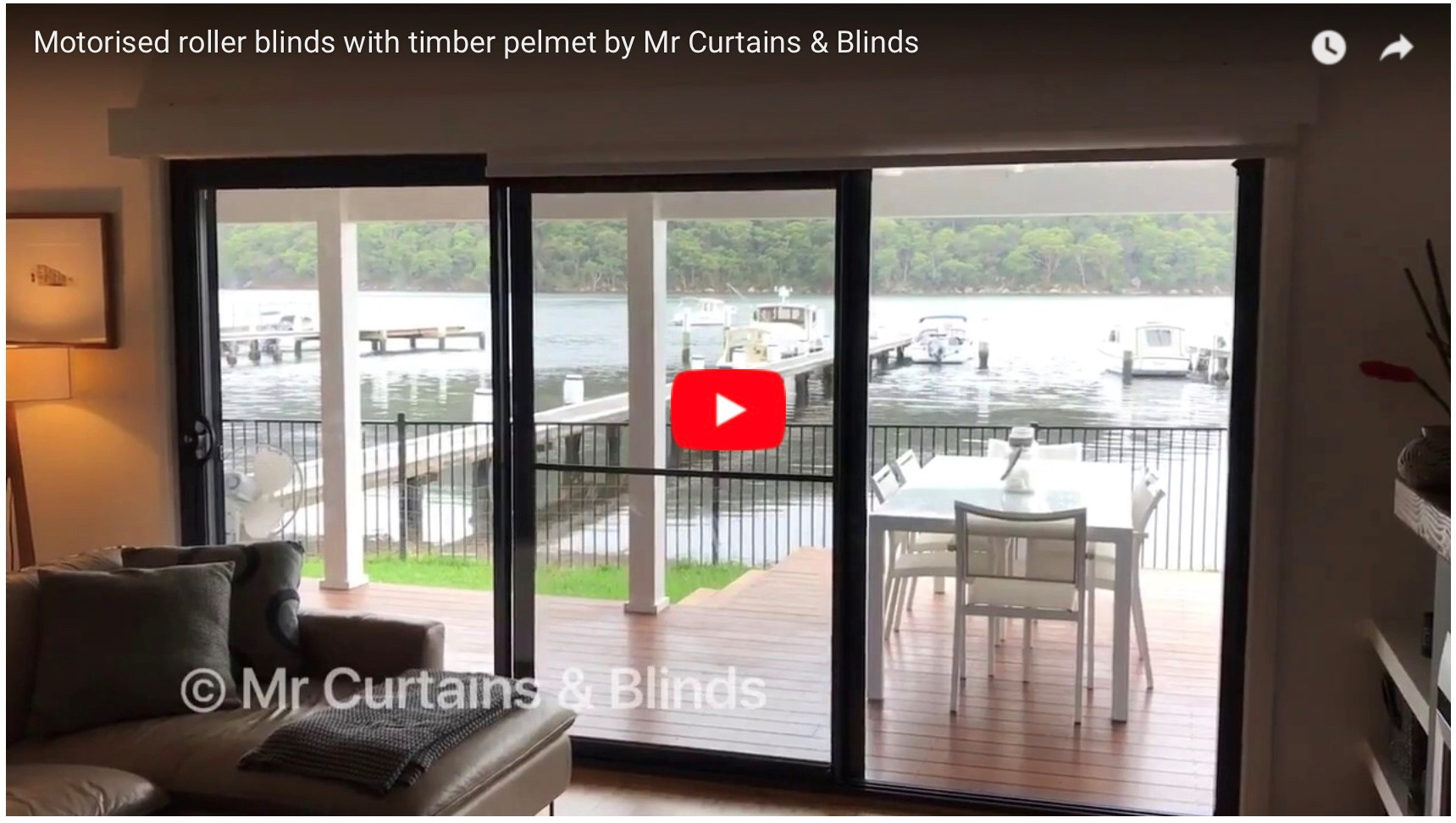 Motorised roller blinds Woy Woy Bay Mr Curtains and Blinds