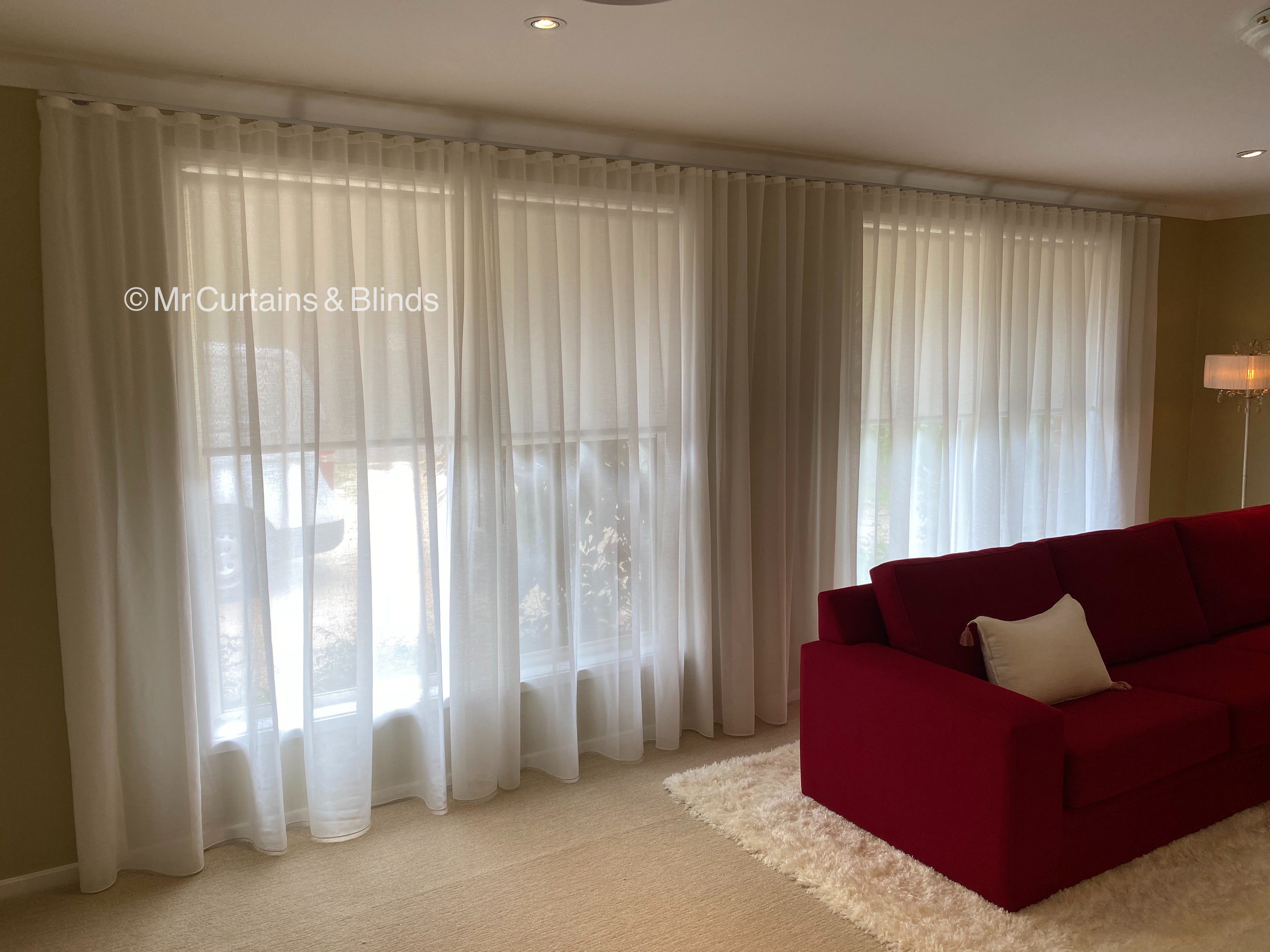 Sfold Seattle Sheer Curtains and Screen Blinds Mr Curtains and Blinds Central Coast